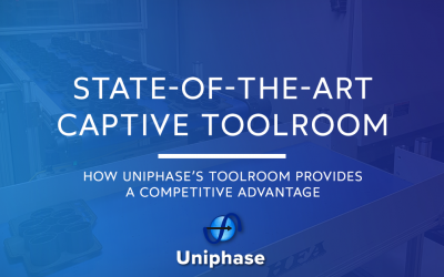 How Uniphase's Tool Room Provides a Competitive Advantage