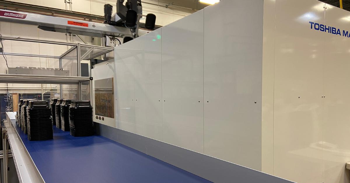 Uniphase Injection Molding Machine
